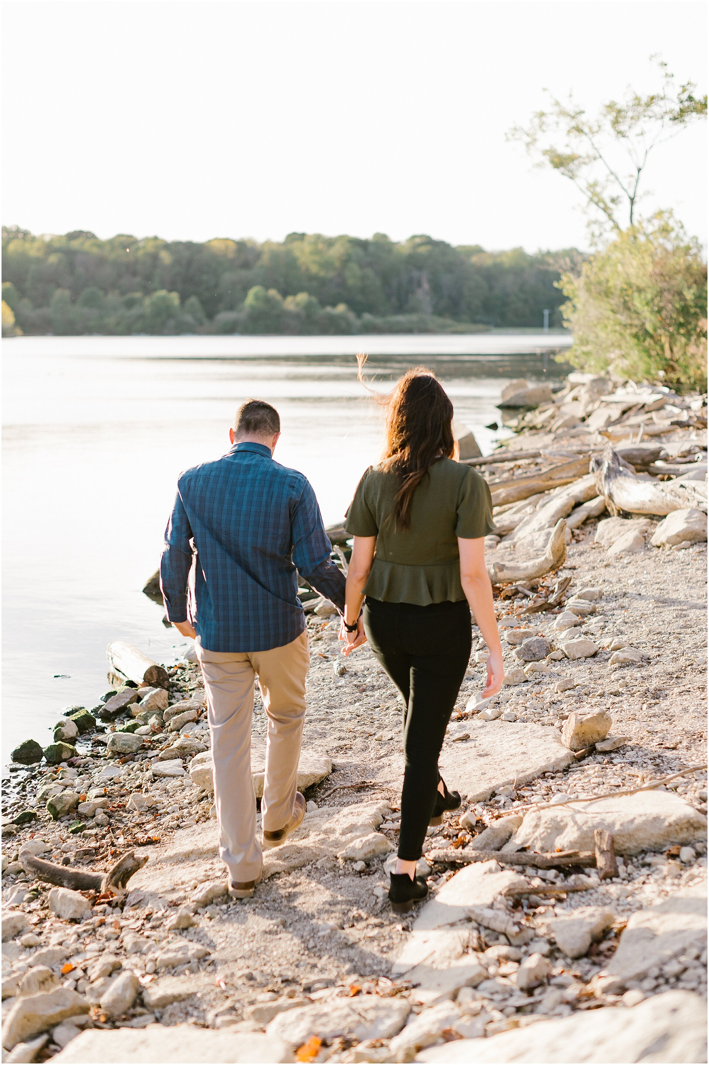 Rebecca Shehorn Photography Indianapolis Wedding Photographer Eagle Creek Resevoir Engagement Session_0852.jpg