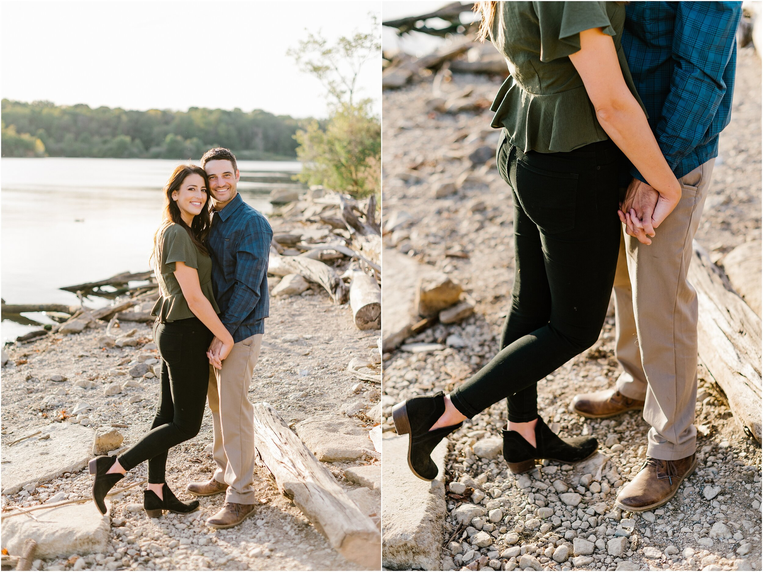 Rebecca Shehorn Photography Indianapolis Wedding Photographer Eagle Creek Resevoir Engagement Session_0854.jpg