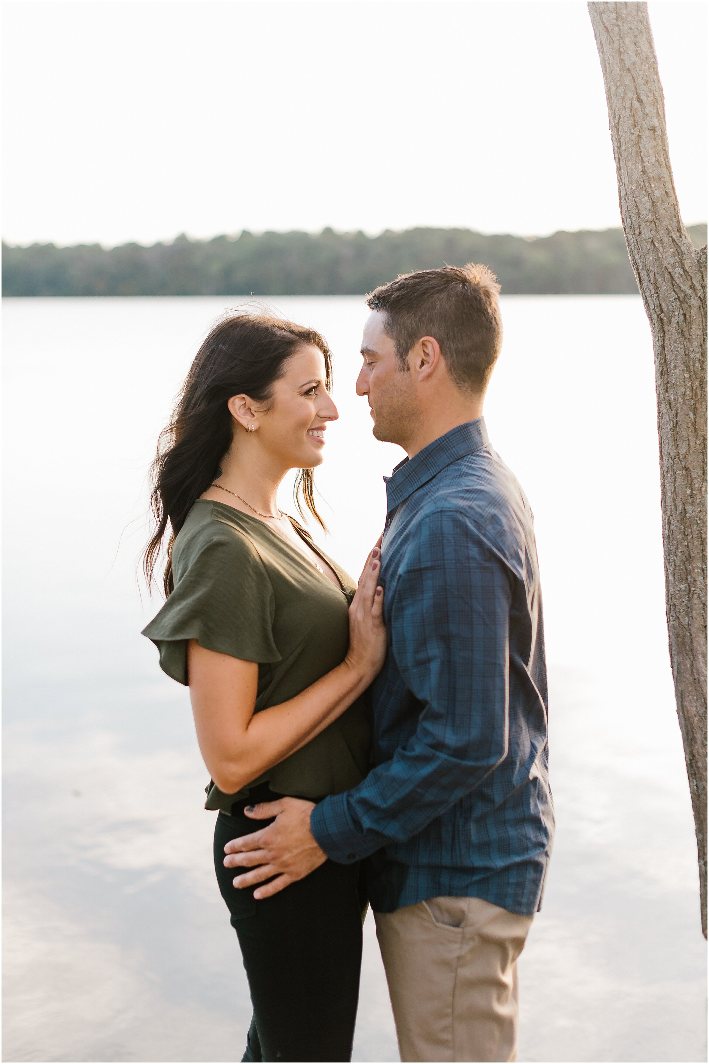 Rebecca Shehorn Photography Indianapolis Wedding Photographer Eagle Creek Resevoir Engagement Session_0862.jpg
