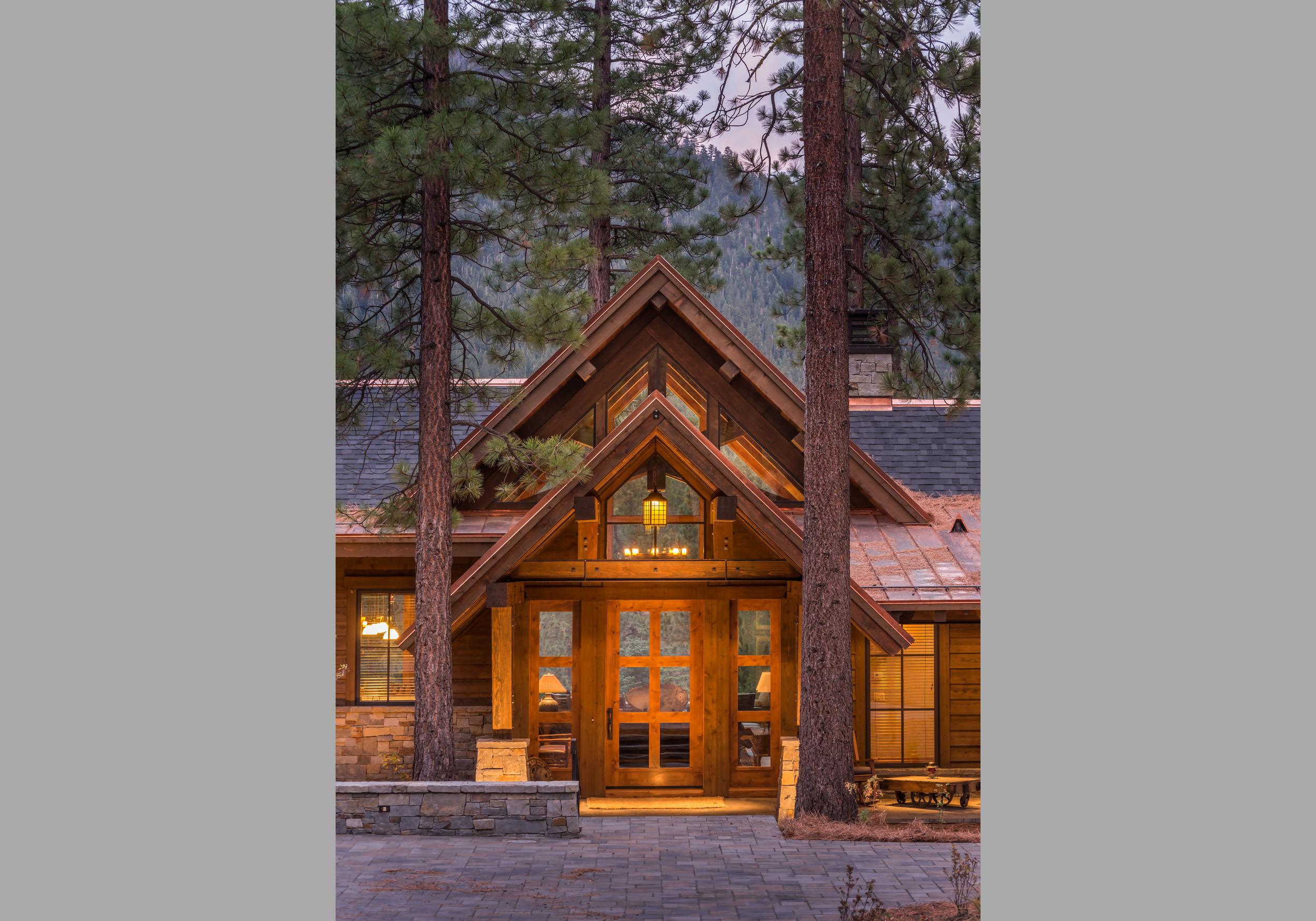 Contractor: Jim Morrison Construction   Photography: Vance Fox Square Footage: 4,056 sf Features: Guest House, Yoga Pavilion bedrooms: 5 bathrooms: 6.5