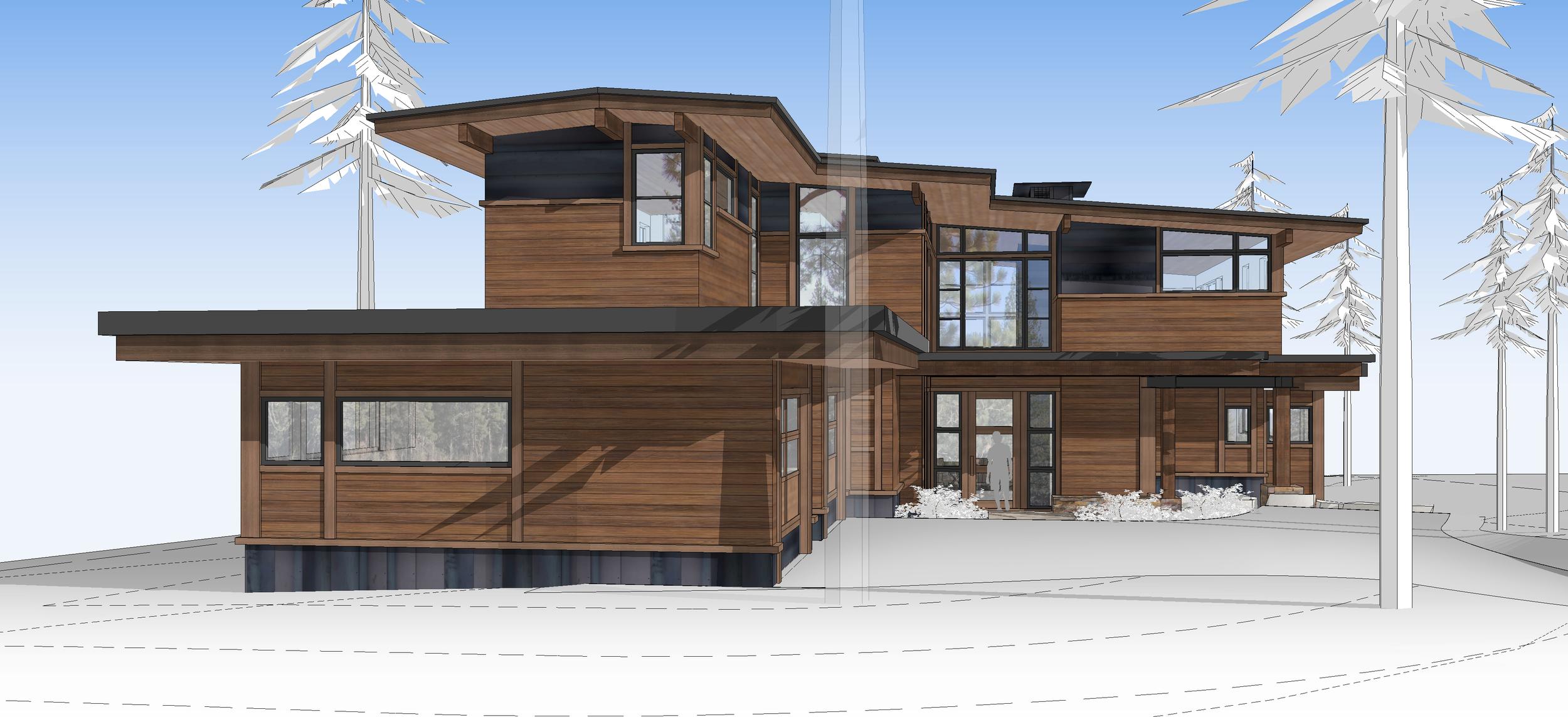 Contractor: Lamperti Construction   Square Footage: 3,250 sf bedrooms: 4 bathrooms: 4.5