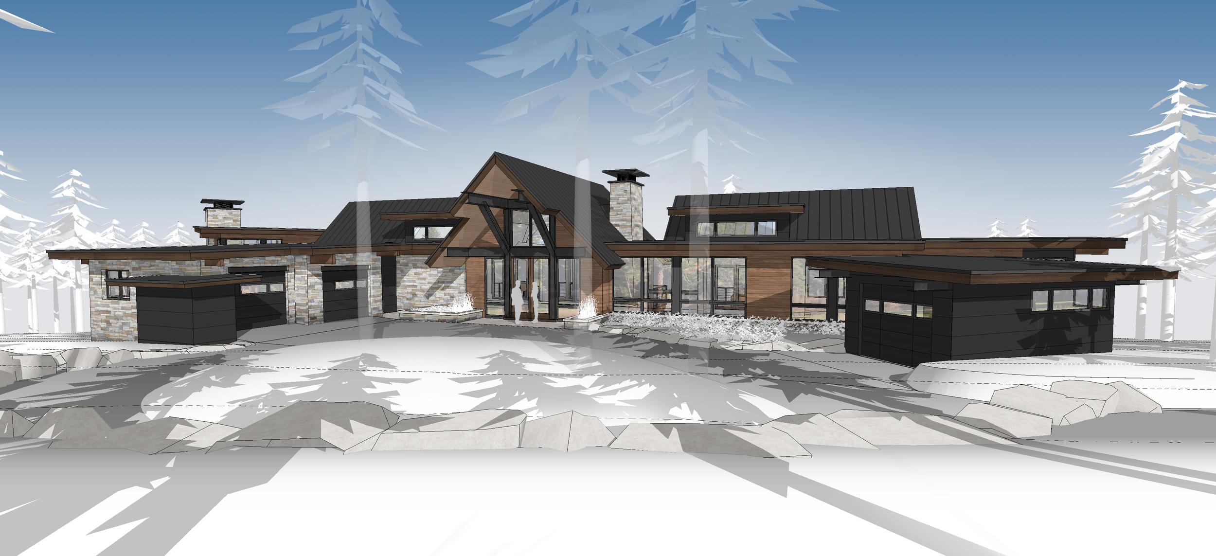 Contractor: Heslin Construction   Square Footage: 5,166 sf bedrooms: 4 bathrooms: 4.5