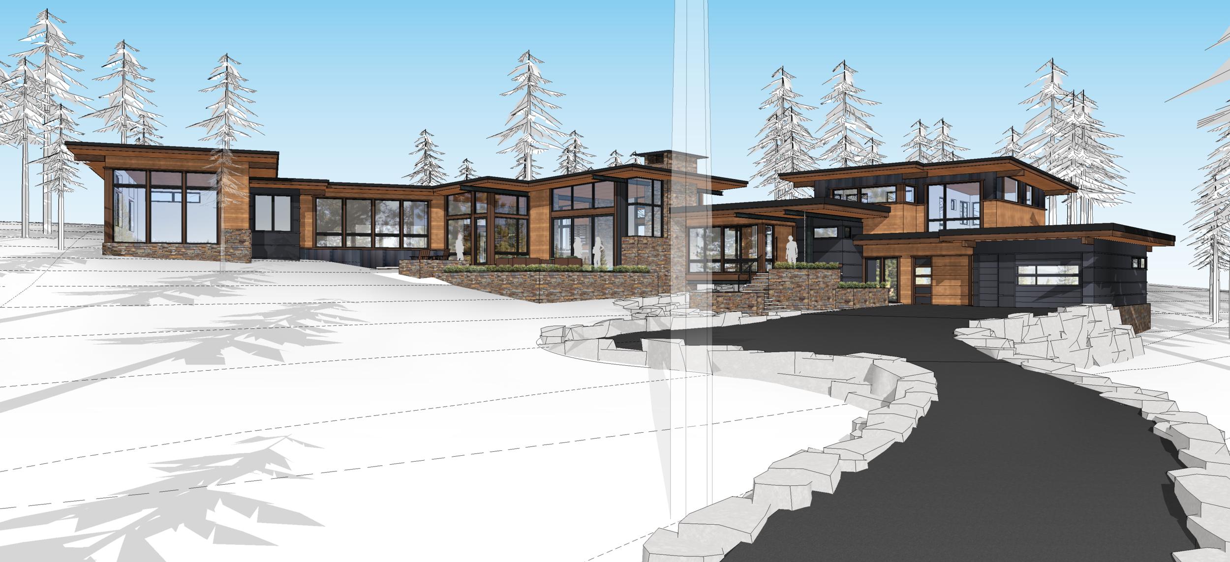 Contractor: TBD   Square Footage: 4,420sf bedrooms: 3 bathrooms: 3.5