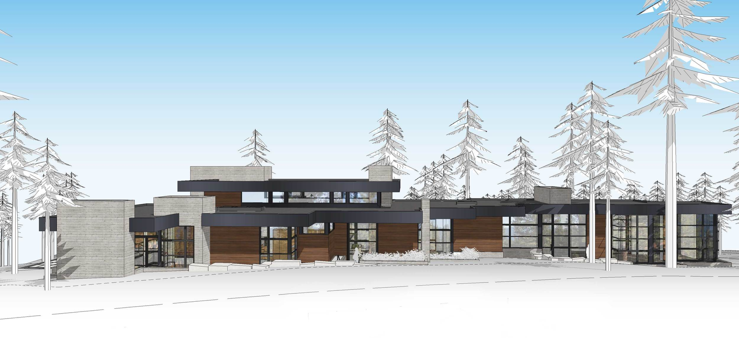 Contractor: Crestwood Construction   Square Footage: 8,397 sf bedrooms: 6 bathrooms: 6.5