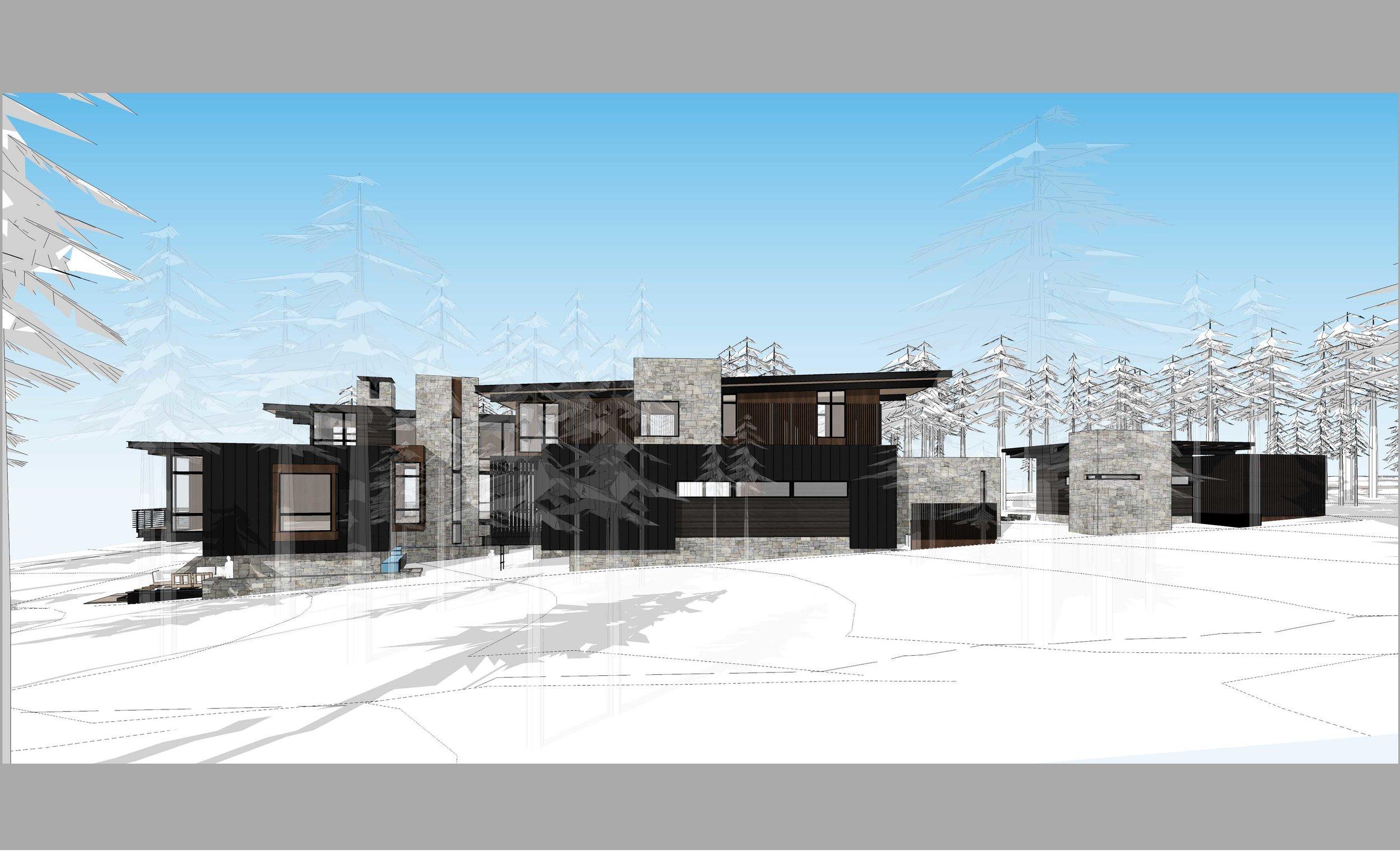 Contractor: Loverde Builders Interiors: Matt O'Dorisio + Walton Architecture + Engineering Square Footage: 8,972 sf bedrooms: 7 bathrooms: 8.5