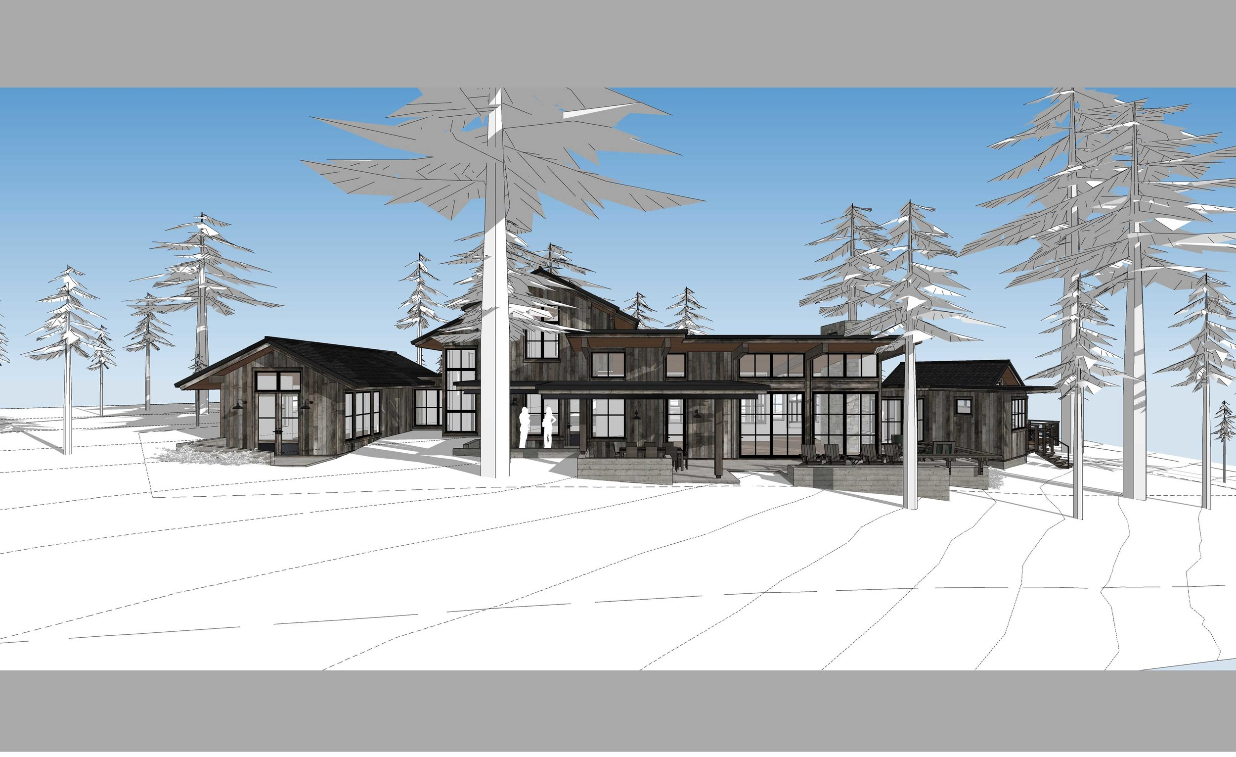 Contractor: Morrison Customs Square Footage: 3,675 sf bedrooms: 4 bathrooms: 4.5