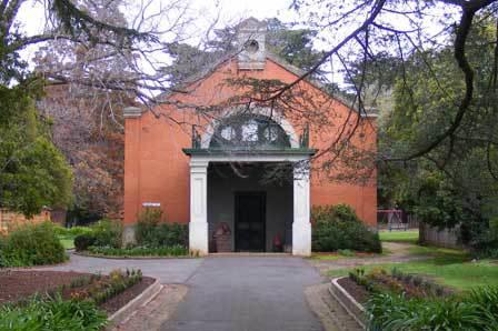 Former Market Hall, Maldon
