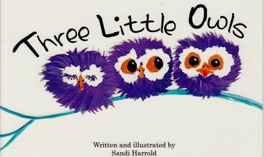 """Three Little Owls"""