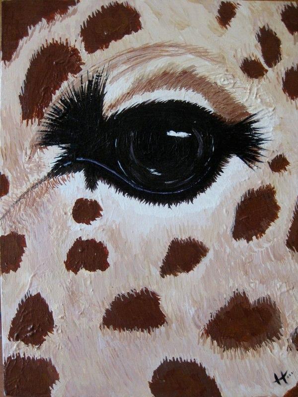 'Eye see you'