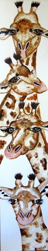 'Giraffe Totem'