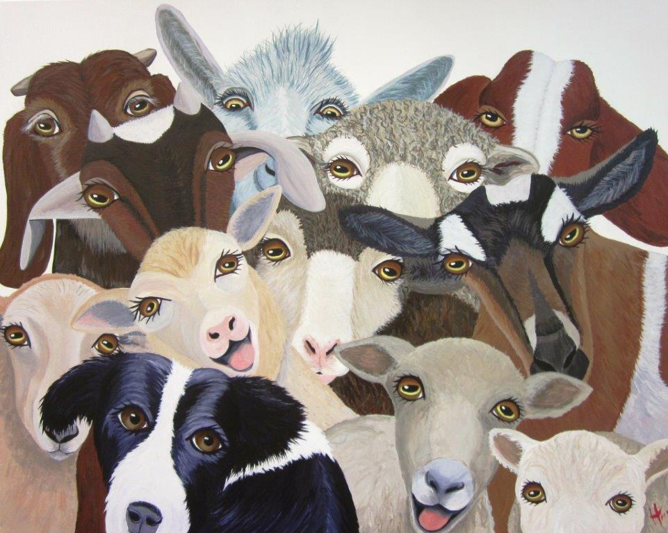 Separate the sheep from the goats -- are you serious --