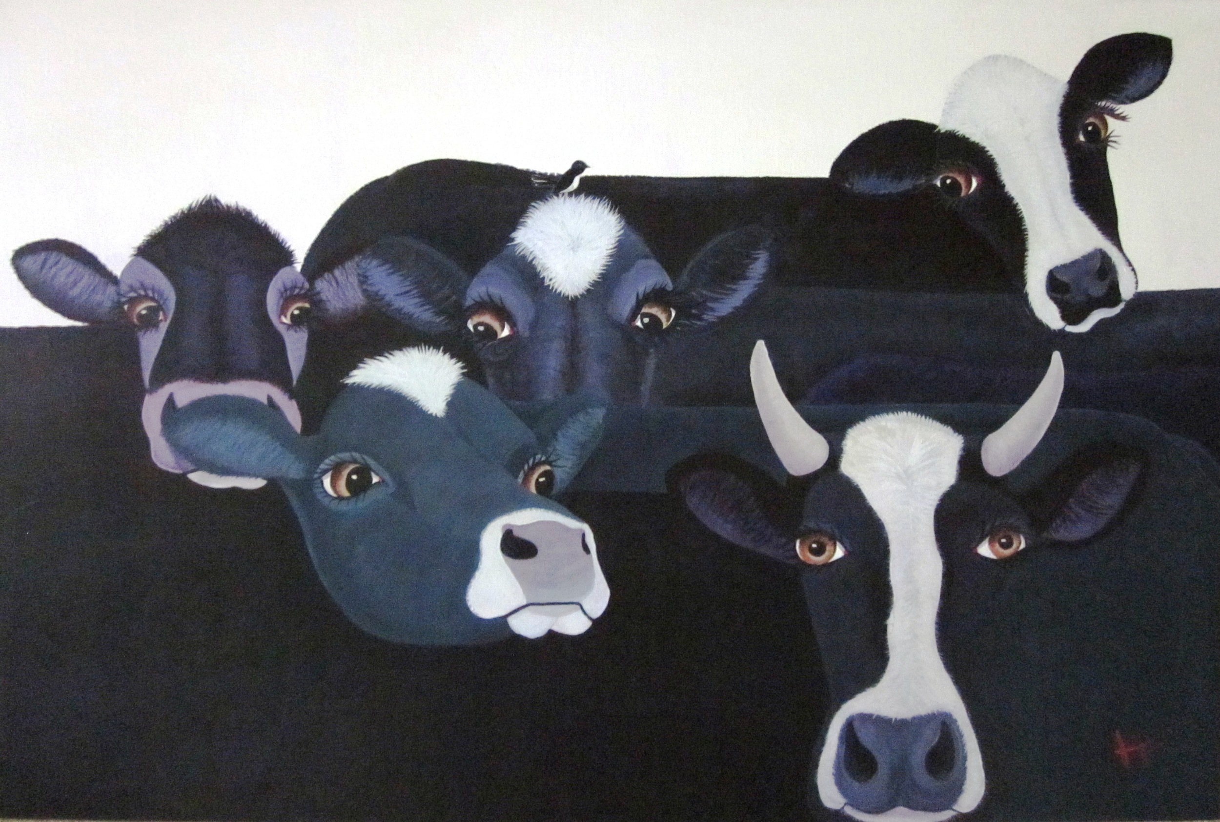 Mooving along ---  SOLD