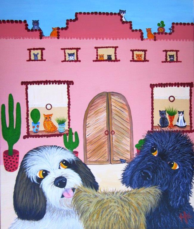 Mexican Standoff --   SOLD