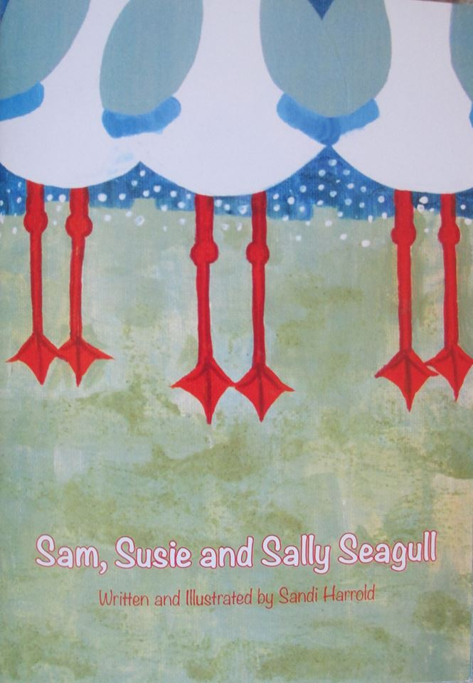 Sam, Susie and Sally Seagull