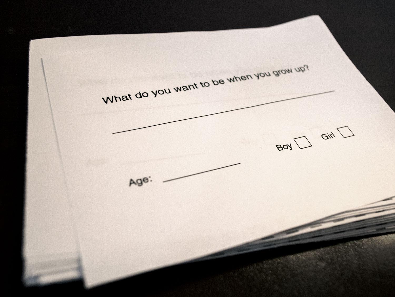 Survey Cards