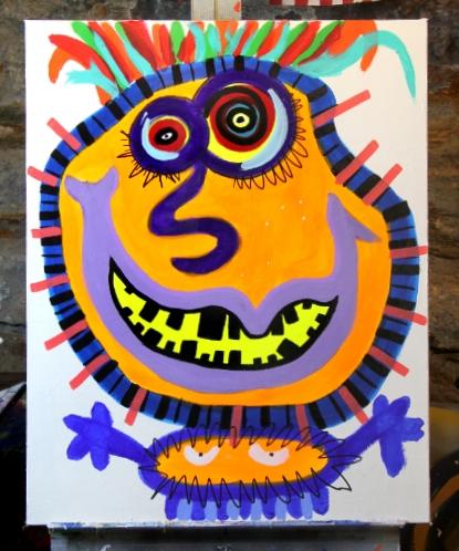 """Self Portrait 1"""