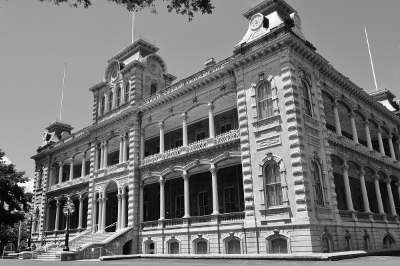 Mysteries of Hawaii - Oahu's original ghost tours - Ghosts of Old Honolulu, Iolani Palace