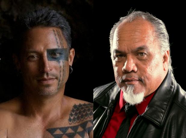 Keliiokalani Makua and Lopaka Kapanui - Mysteries of Hawaii Ghost Tour