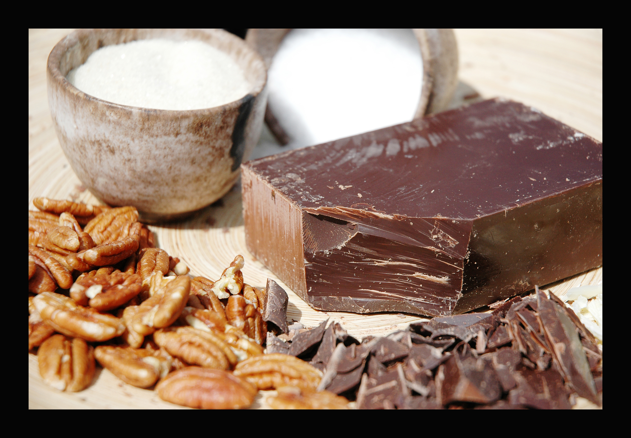 Chocolate Fudge All Natural Ingredients Organic Fairly Tradedjpg