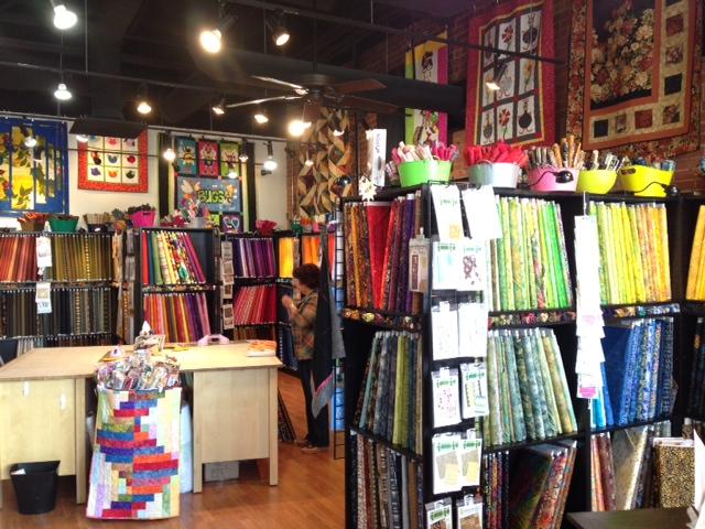 Seams Sew Right Quilt Studio
