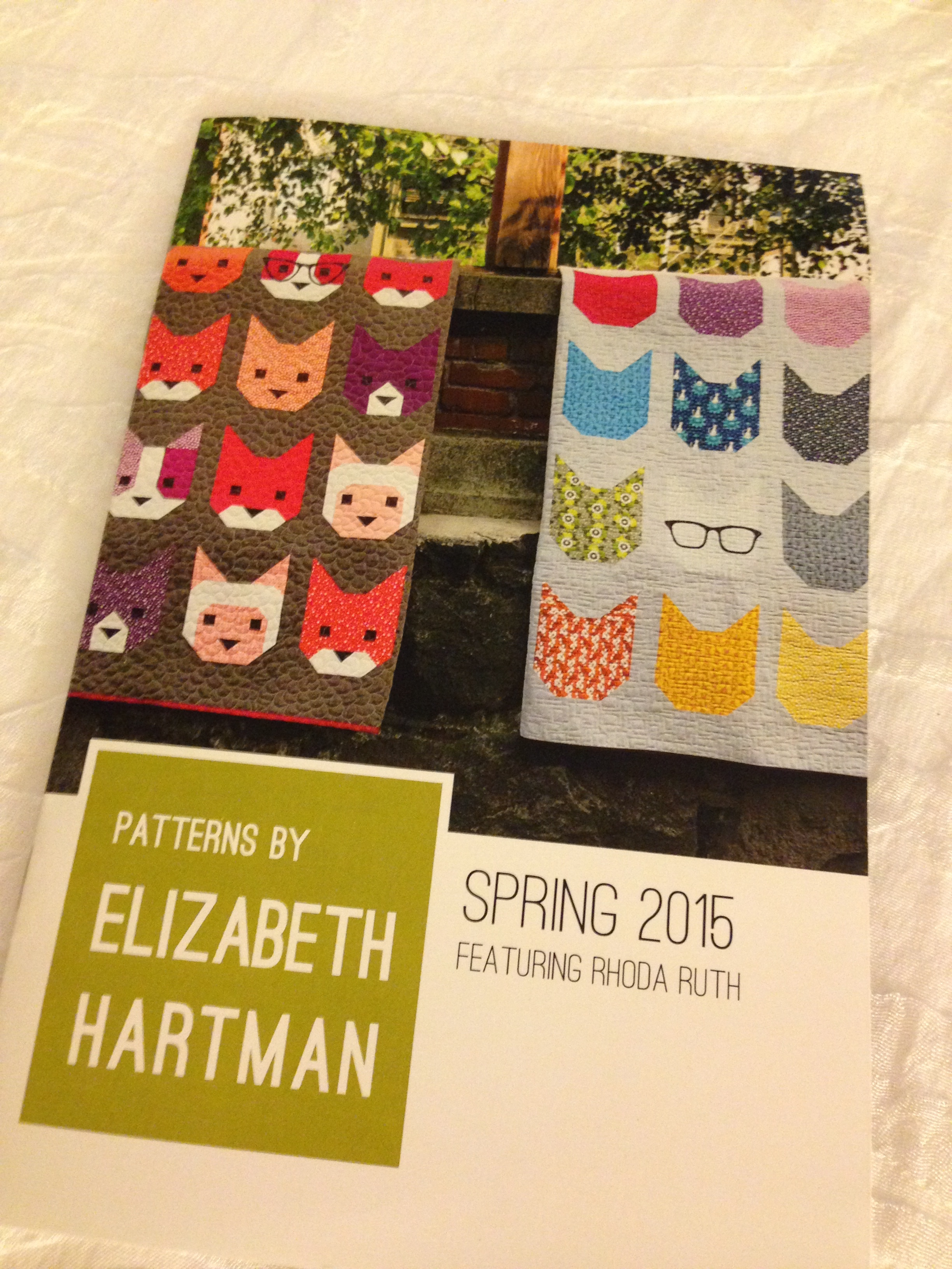 Spring offering from Elizabeth Hartman