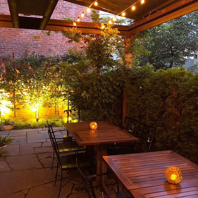 Good news! ☀️The weather calls for sunshine all day and a clear starry night... Join us on our patio! #CocktailsAnyone? #SummerNights! . . . #hudson #hudsonny #hudsonnewyork #hudsonvalley #upstate #upstatenewyork #nycrestaurants #huffposttaste #grubstreet #seriouseats #zagat#buzzfeast #foursquarefind #tastingtable #newforkcity #timeoutnewyork #eater_ny #fishandgame #droppastanotbombs #fishandgamehudson #columbiacounty #restaurantsofinsta #patio @droppastanotbombs