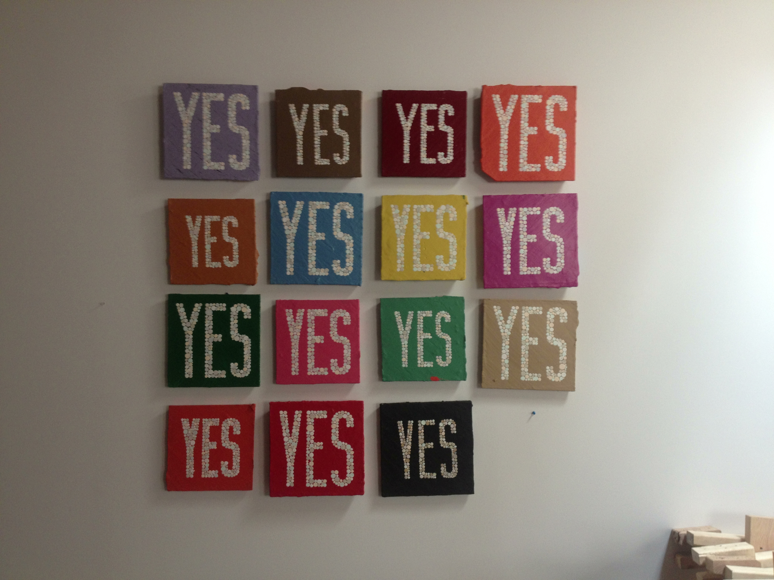 Oh, Mrs. Reagan, you had it so wrong: Just Say Yes!