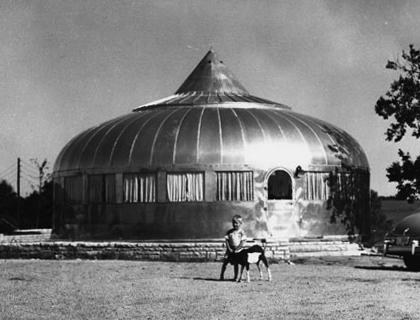 The Dymaxion House.