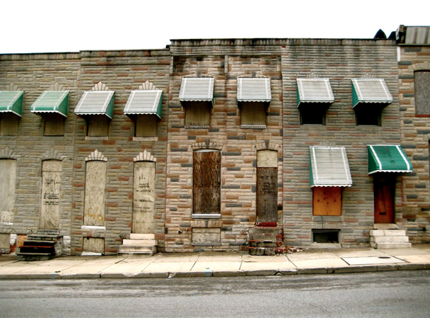 Formstone block, via the Atlantic Cities blog.