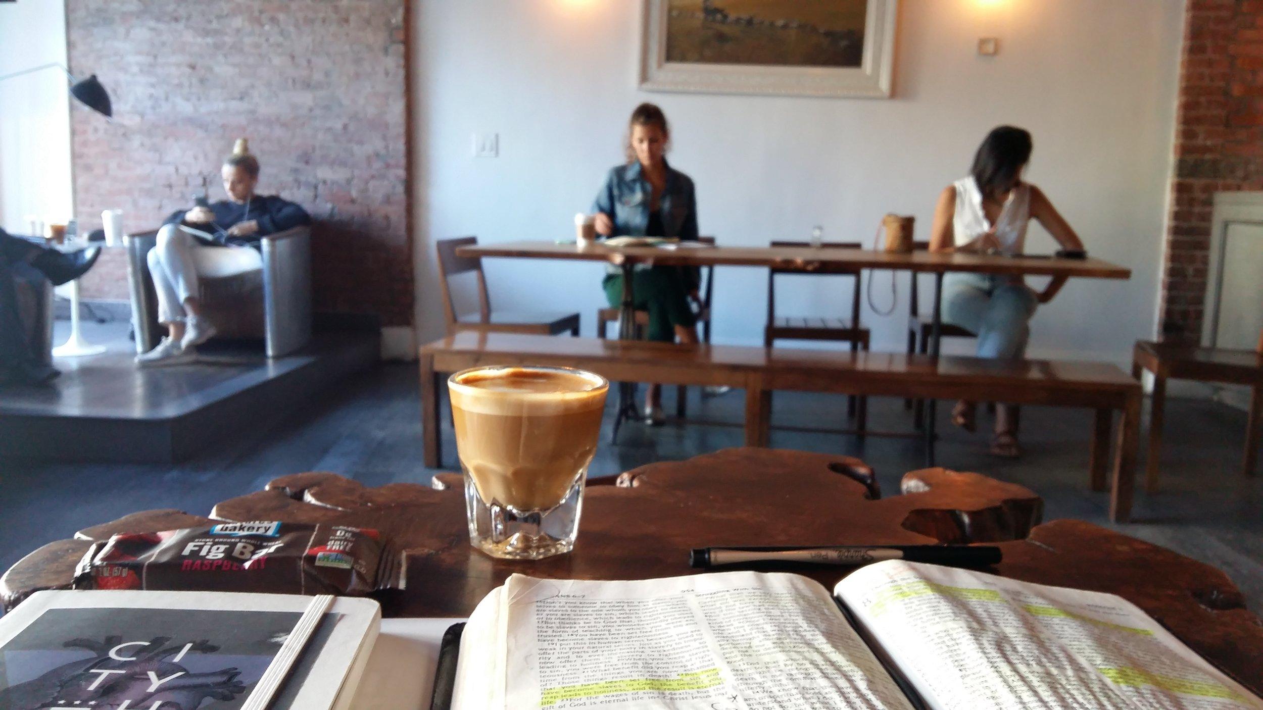 Coffee and Devos