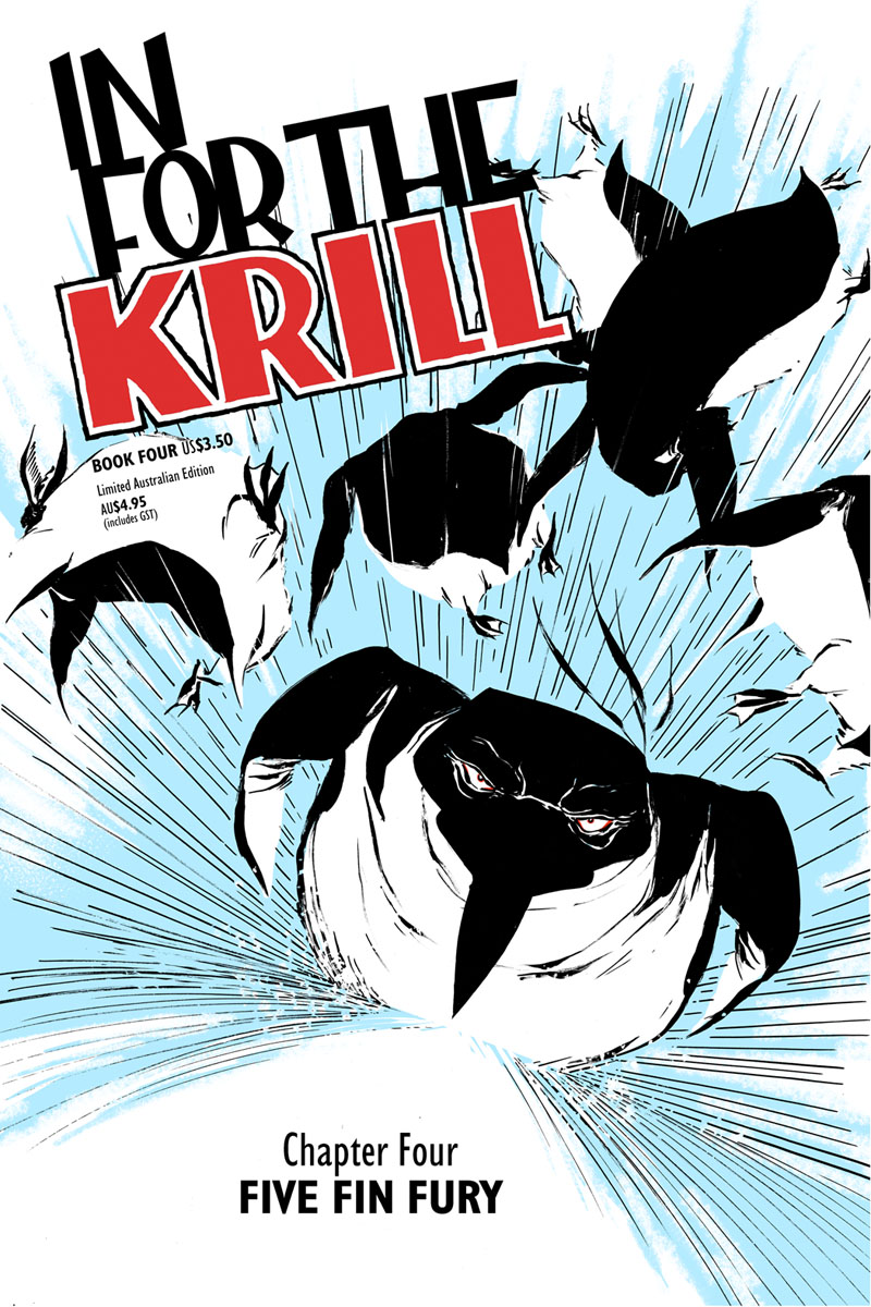 In For The Krill