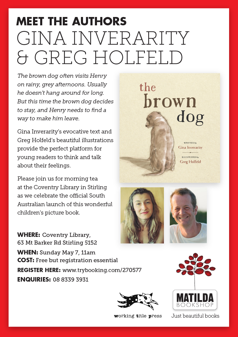 brown dog launch