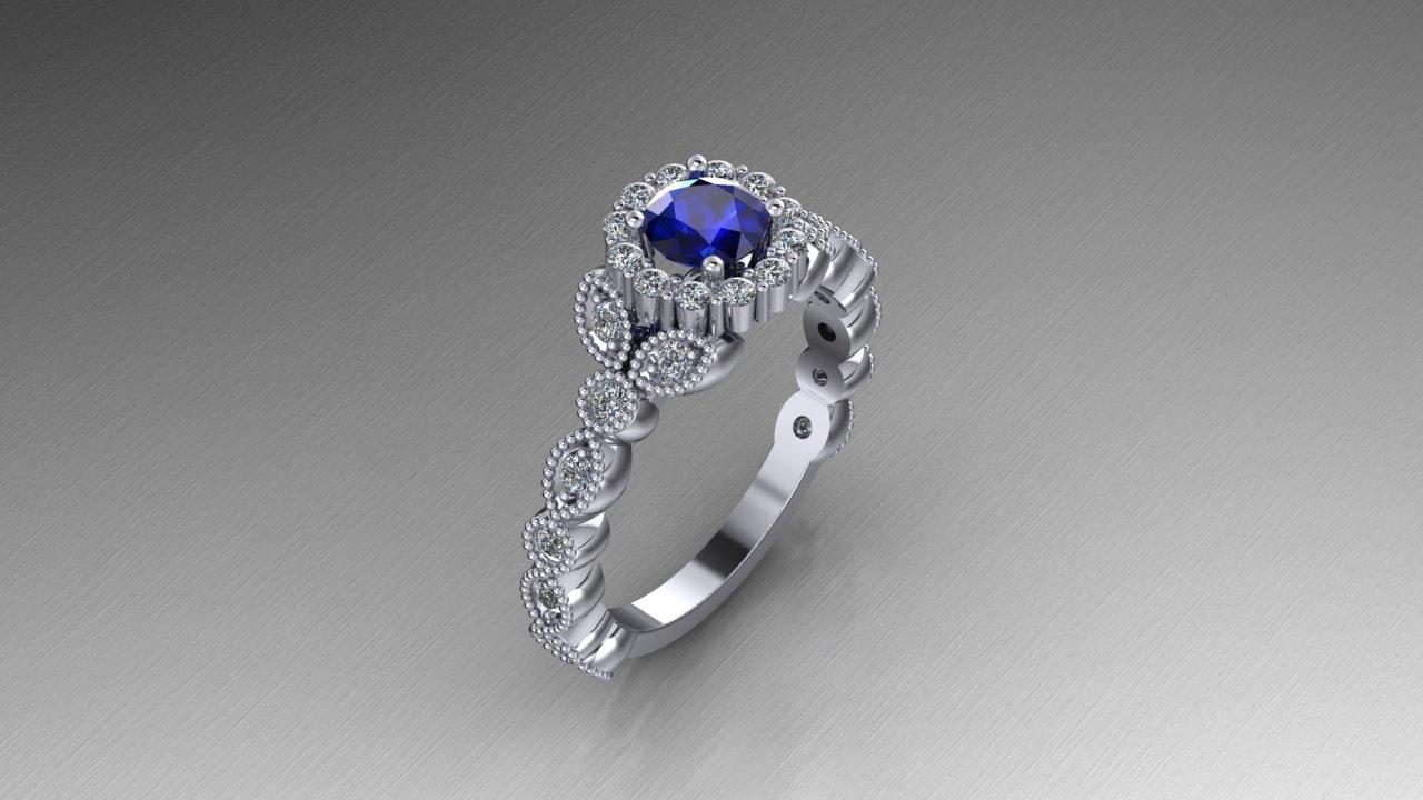 Art Deco halo ring Sapphire2.jpg