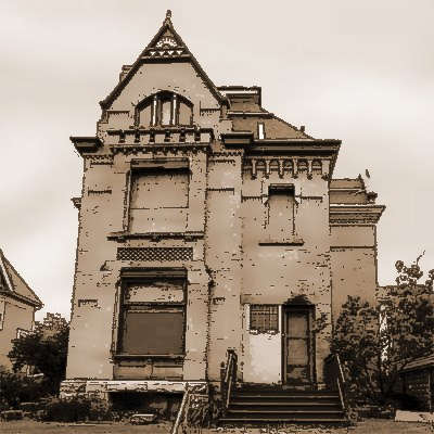 Scary House Broadcasting Horror, Scary Old Time Radio