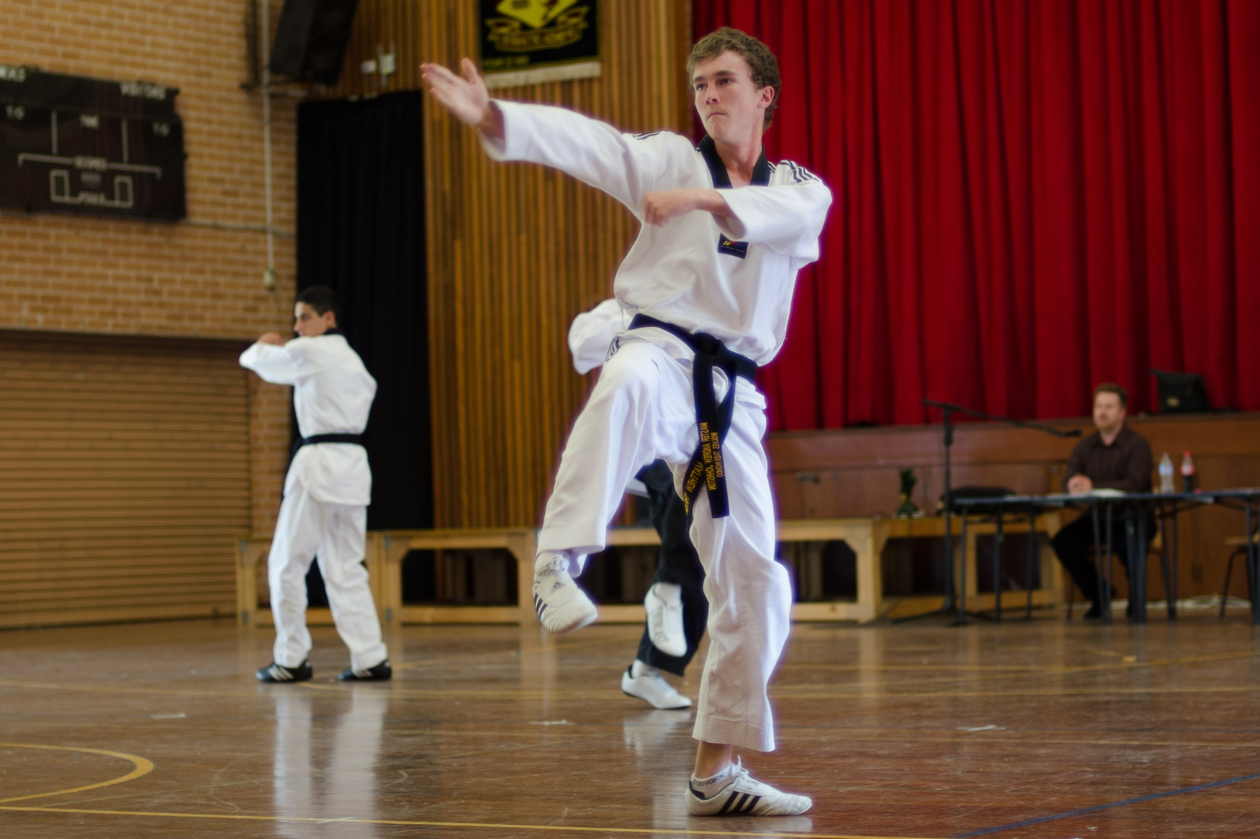 Black Belt Poomsae