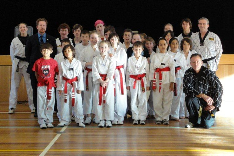 Provisional Belts & Black Belts