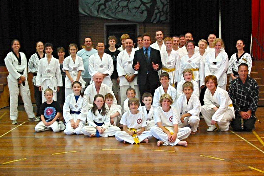 Senior Coloured Belts