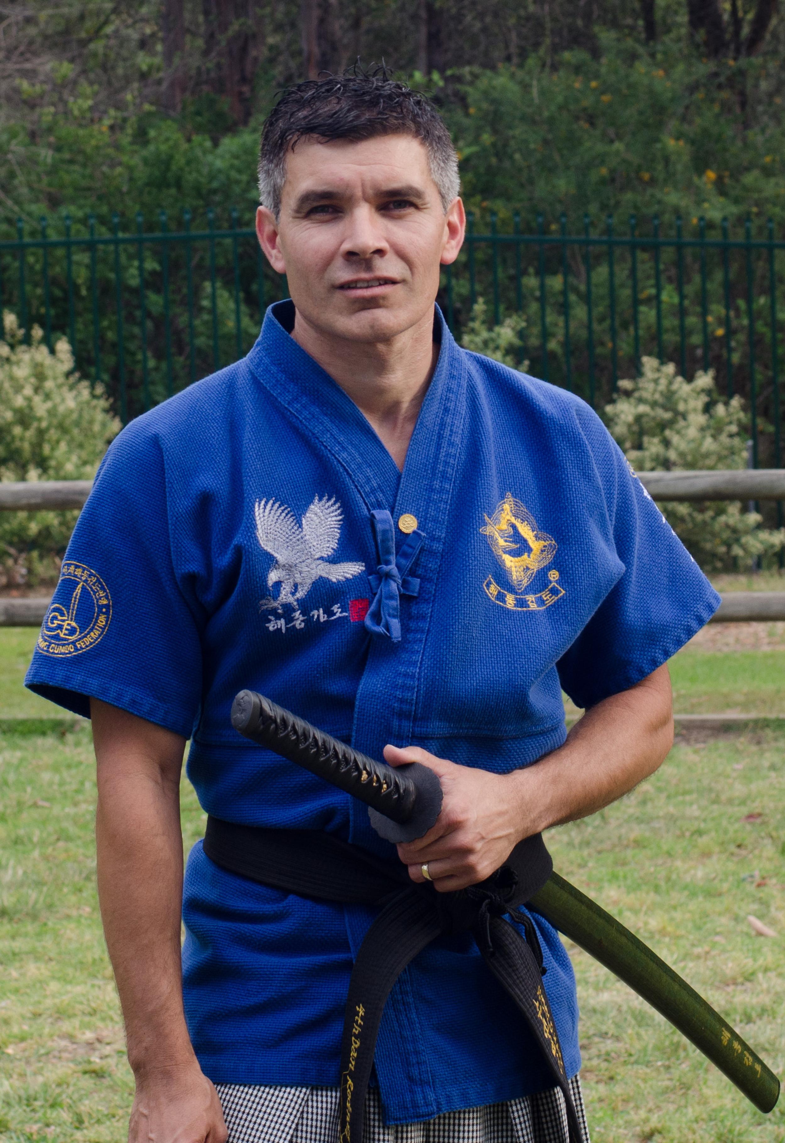 rodney robins, senior instructor