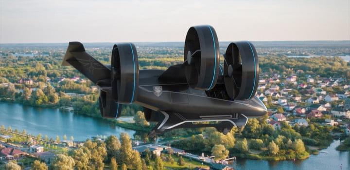Bell Nexus Drone Taxi