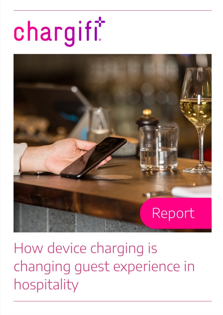 - How Device Charging is Changing Guest Experience in HospitalityFind out how you can improve guest experience in your venue, while increasing footfall, dwell time, and revenue. Download your free report below.