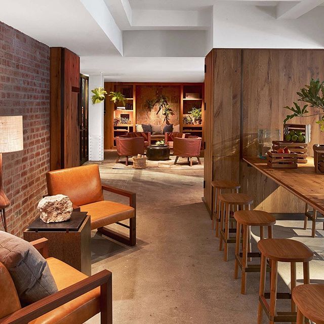 A #hotel lobby today is so much more than just a waiting room pre check-in, from #interiordesign, tech considerations and creating a culture, it was become a destination not only for #hotel guests, but also locals. Click the link in bio to find out how you can transform your #hotellobby to add value for your visitors ☕️🏨📲📍 . . . . #hoteldesign #design #hospitality #restaurantdesign #hotelier #designboom #interiordesigner