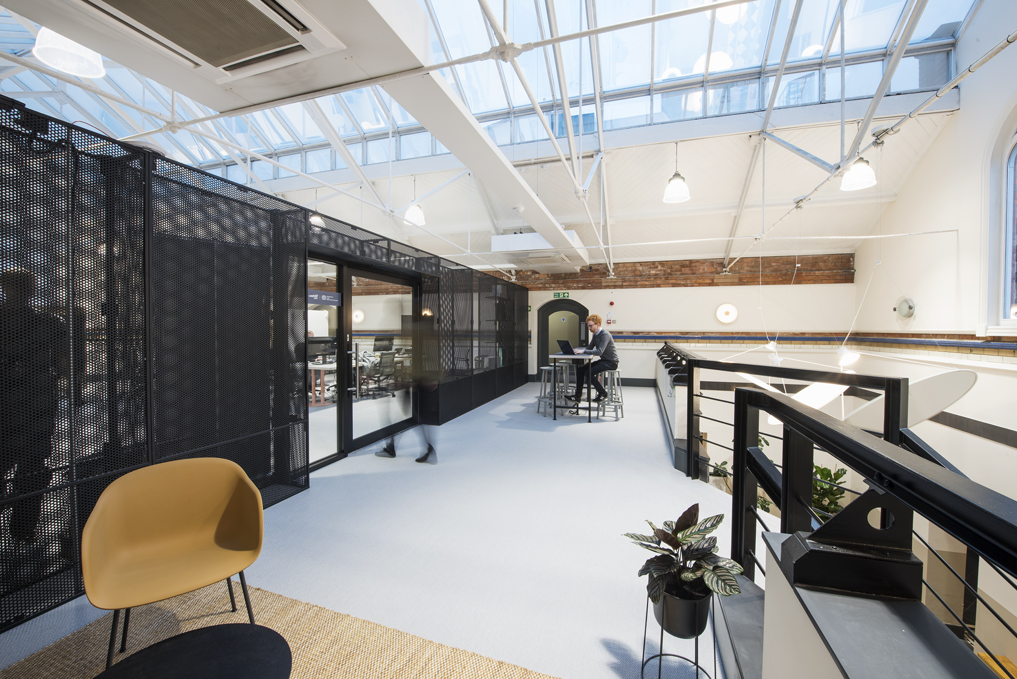 Chargifi have moved into Belfast's historic Ormeau Baths building.