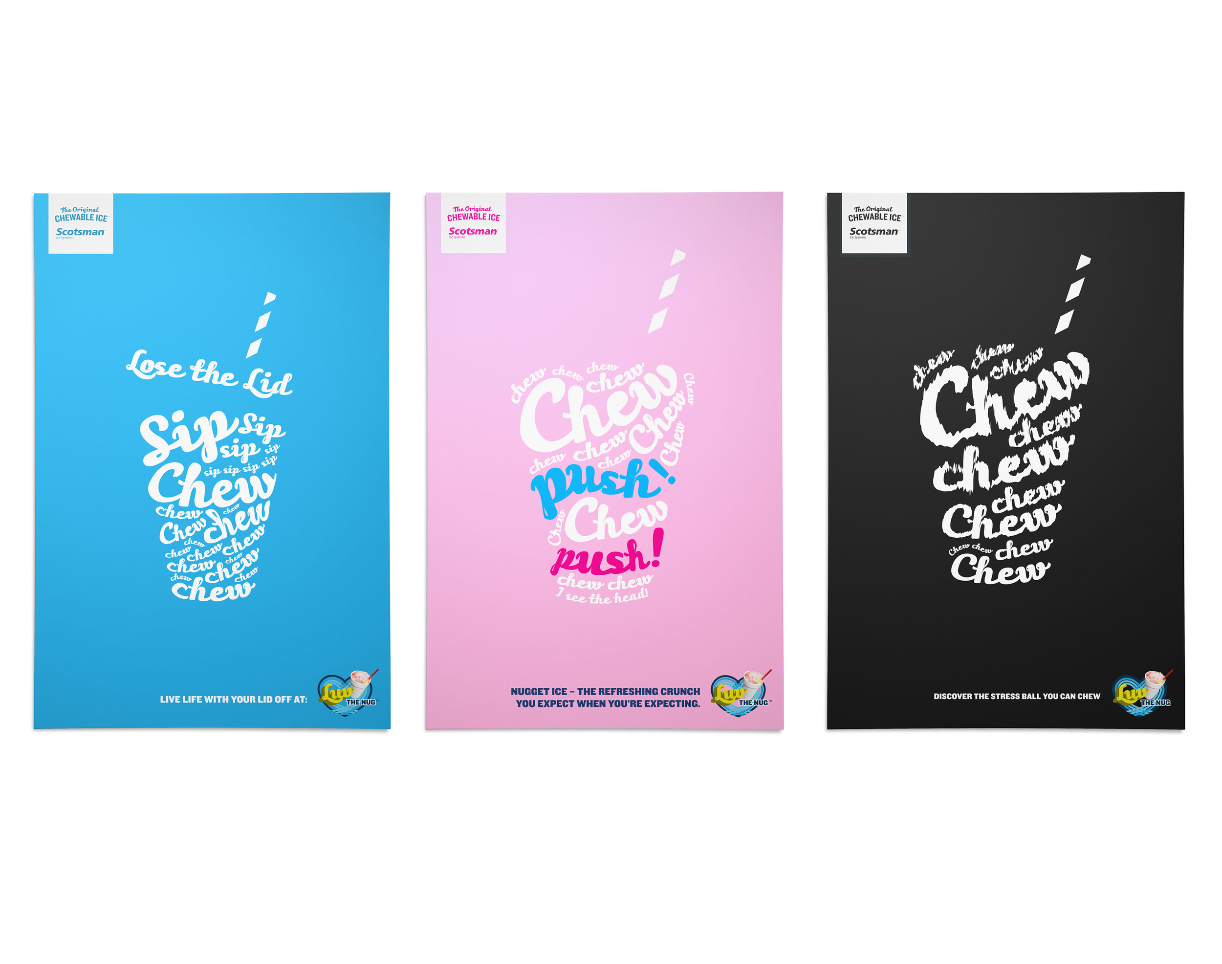 Poster Series - Design + Art Direction