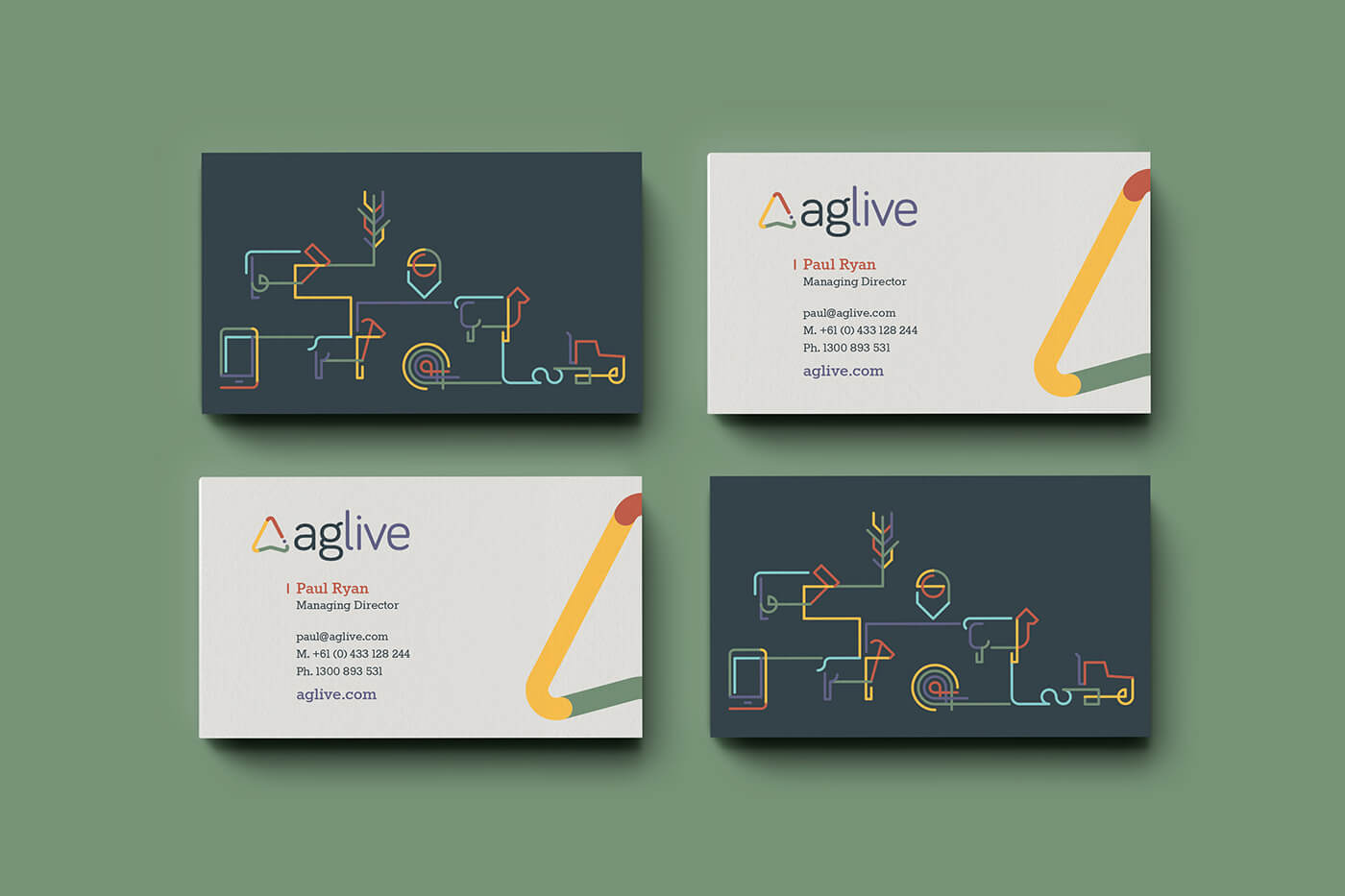 """Aglive<strong>Brand positioning, UX and website</strong><a href=""""/case-studies/aglive-brand-positioning"""">Read the case study →</a>"""