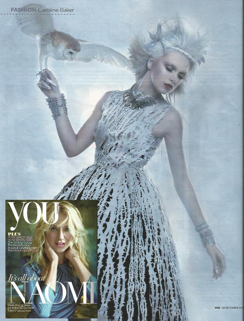You Magazine, Dec 2012