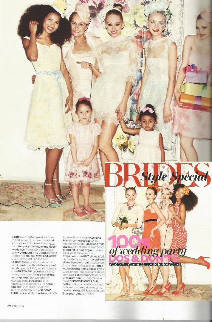 Brides April 2013
