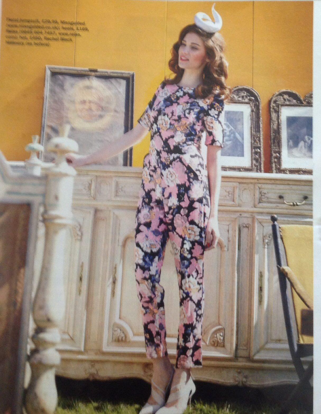 Barbarella in 'S' Magazine, Sunday Express