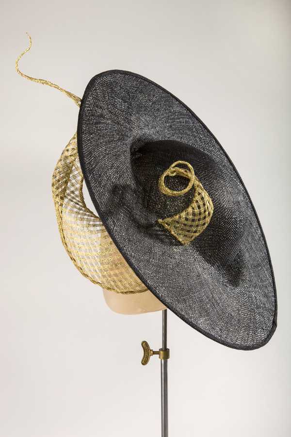 Clarence Hat (side)