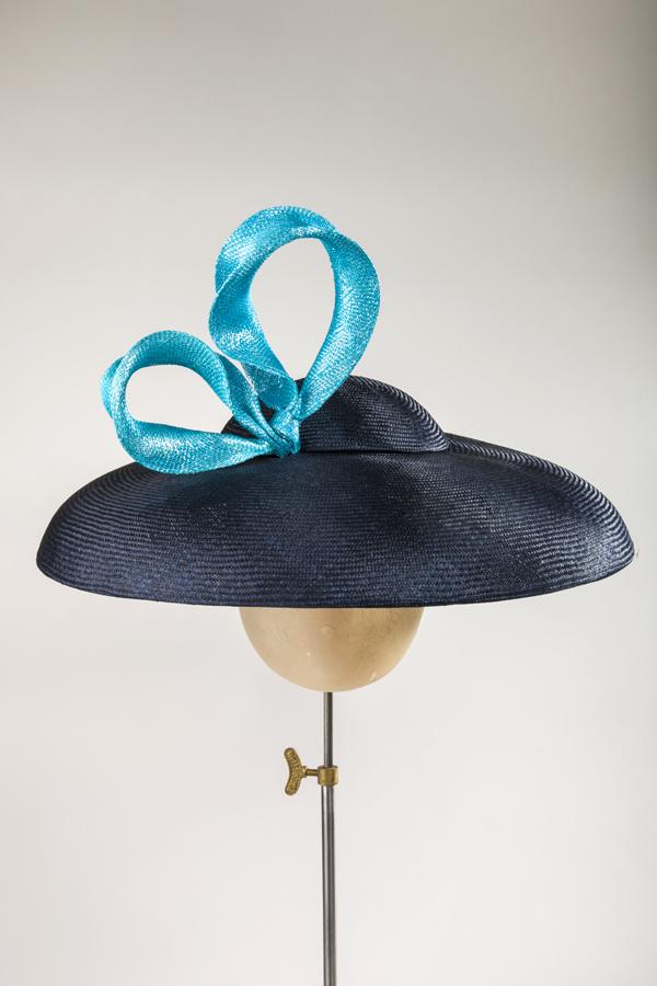 Pinky Blue Hat