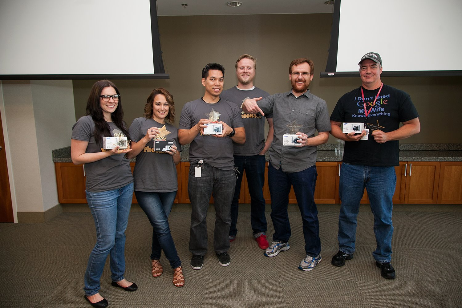 HACKATHON - 2014 - OUR TEAM WON A